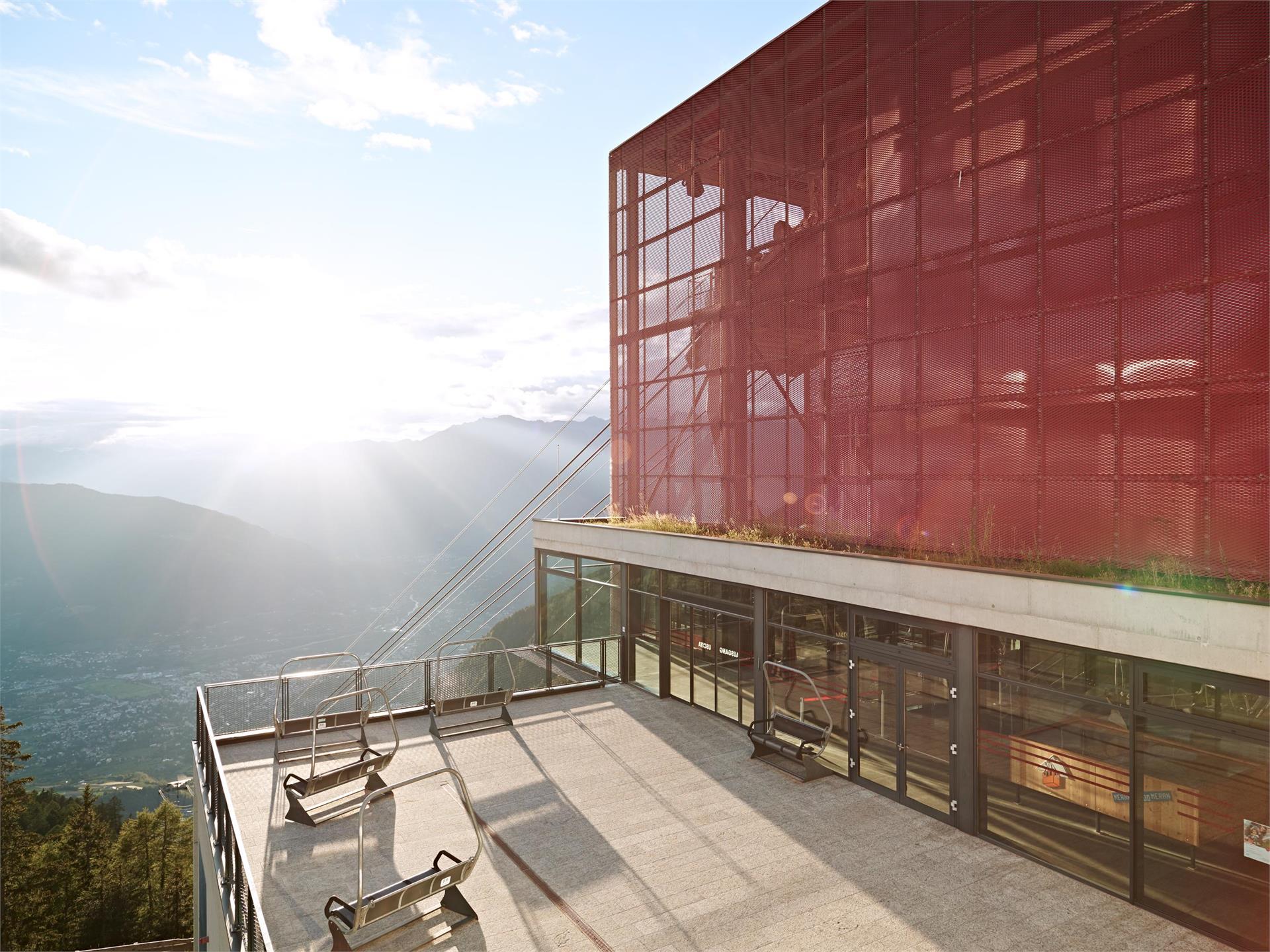 Bergstation Meran 2000