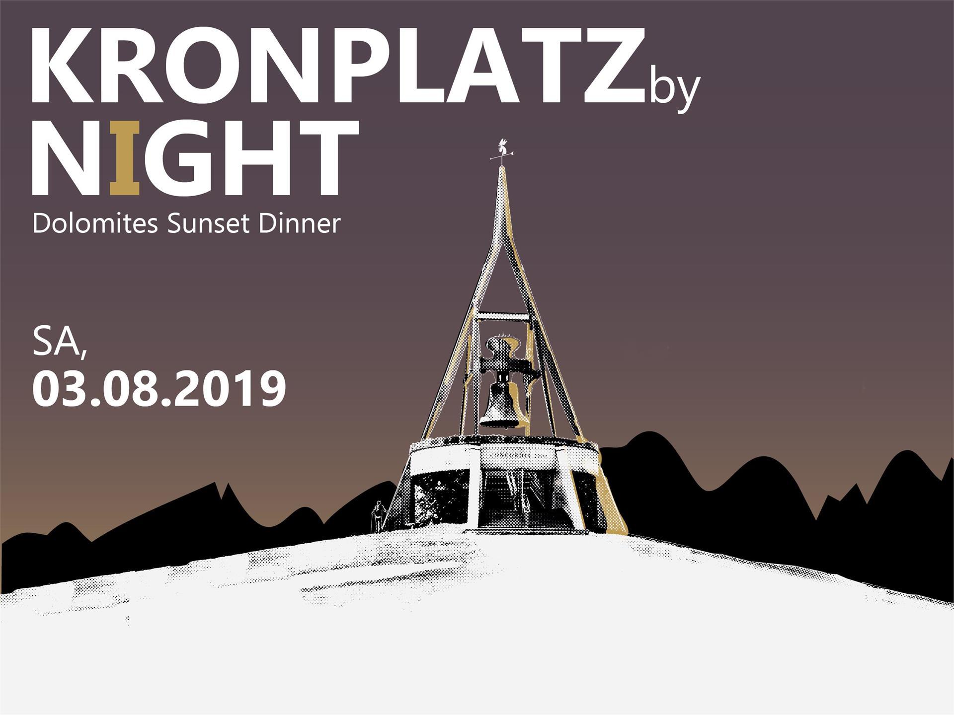KRONPLATZ by NIGHT