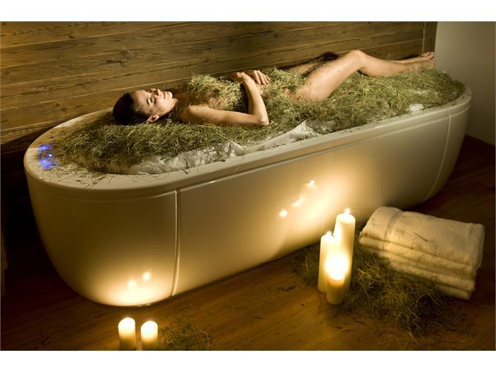 hay bath