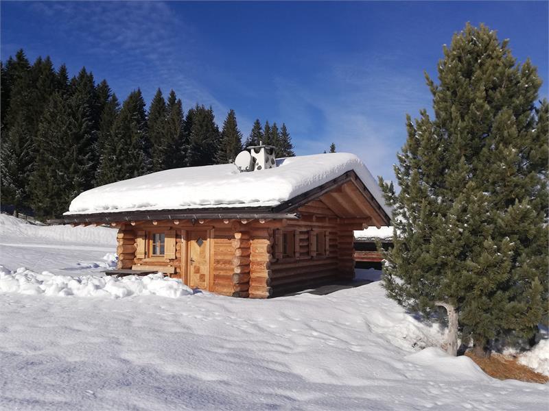 Plieger hut winter