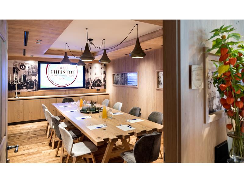 conference room - wine degustation