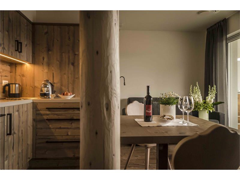 Kitchen-living room