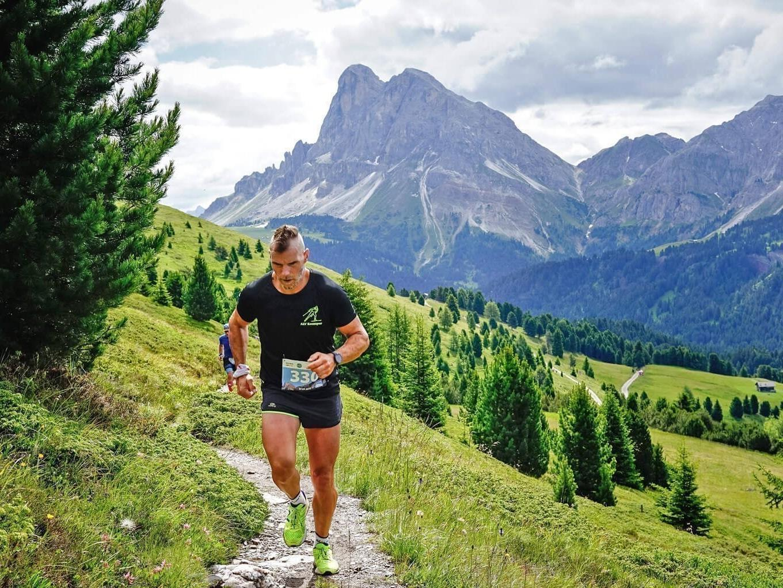 1. Ladinia Trail  - 21km