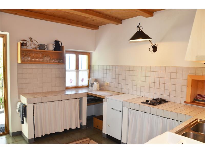 Küche - Kohlstatt Hütte