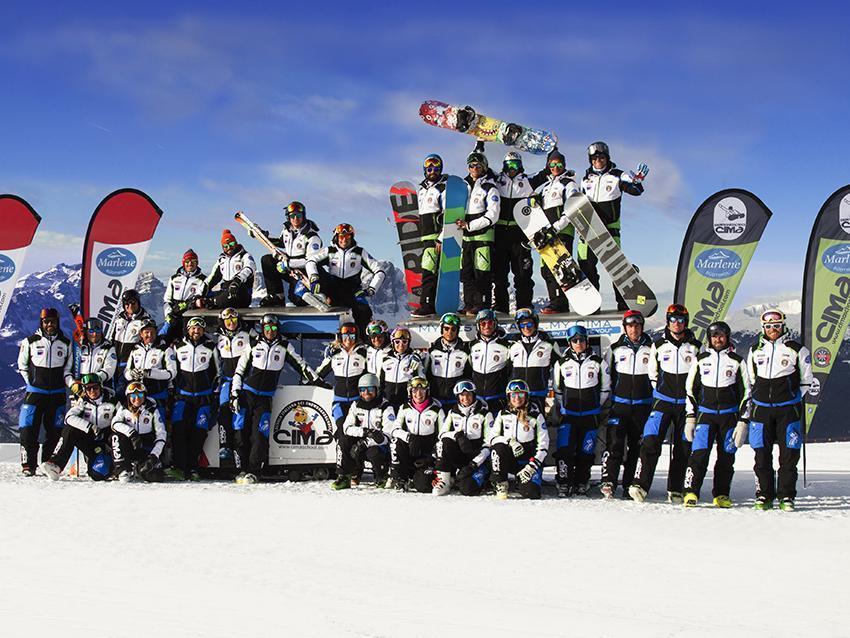 Ski- und Snowboardschule CIMA