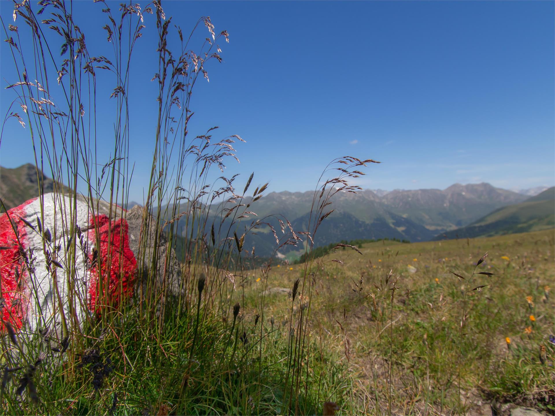 Gsieser Törl (2205m)