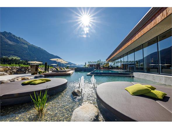 Hotel Plunhof - Acqua Minera