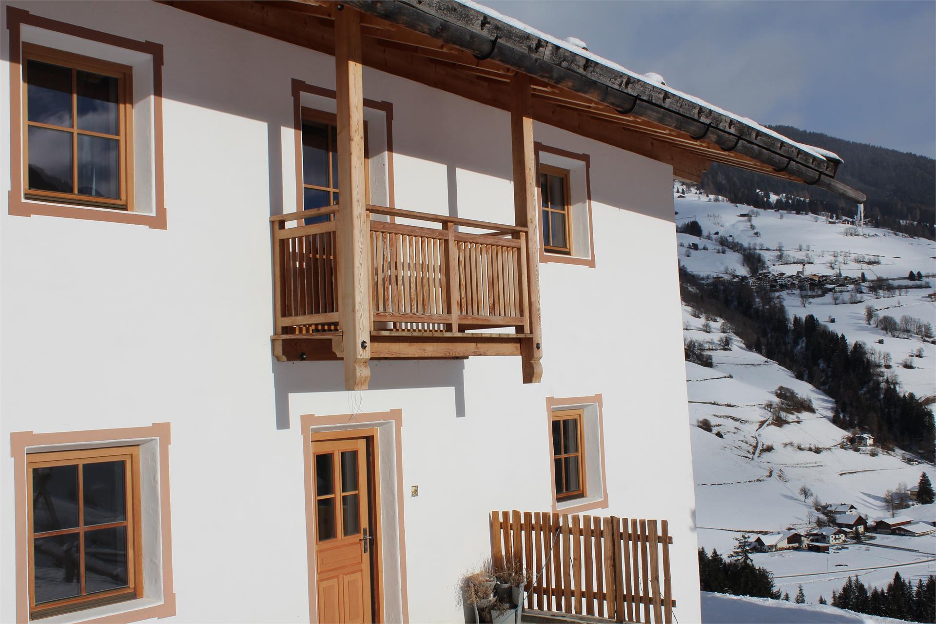 Volggerhof im Winter