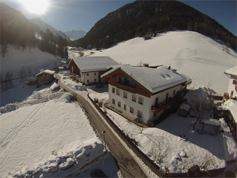Ferien Sennerhof Südtirol