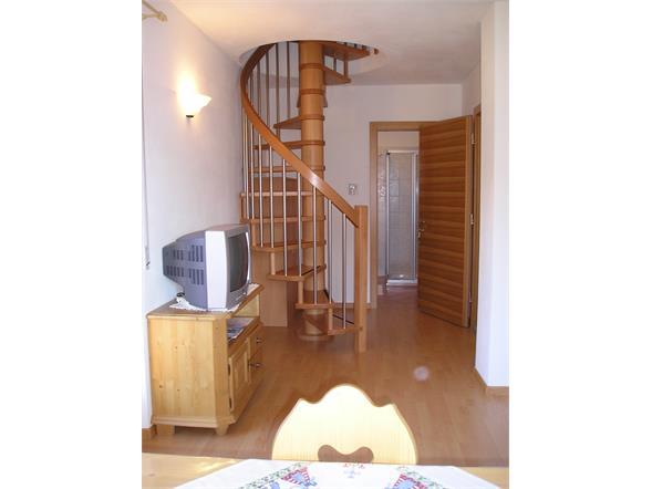 Zuckerhut - stairs