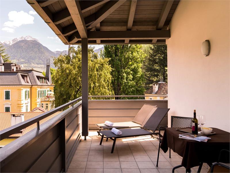 Flora Hotel & Suites - Terrazza