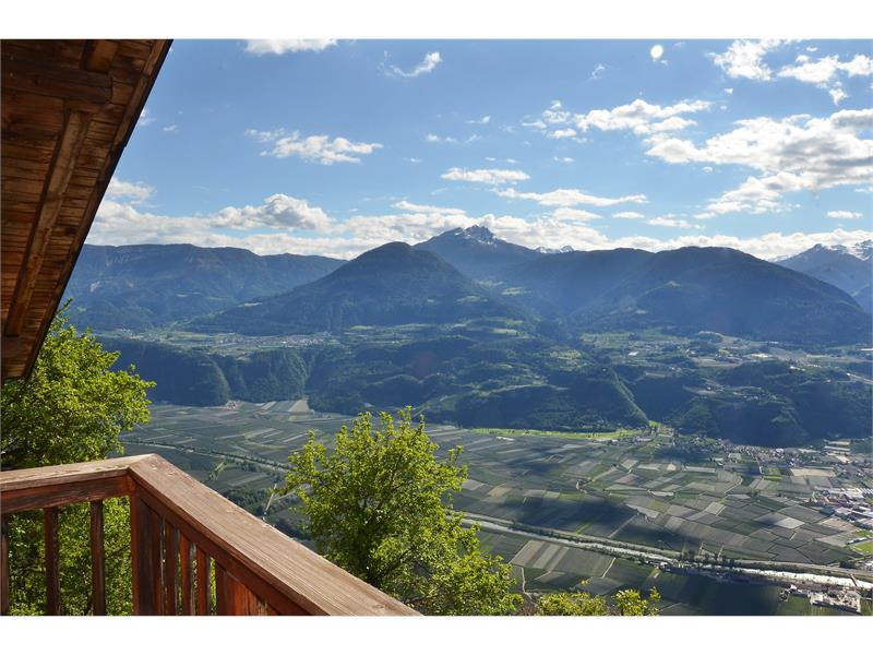 Kohlstatt Hütte in Vöran, Südtirol