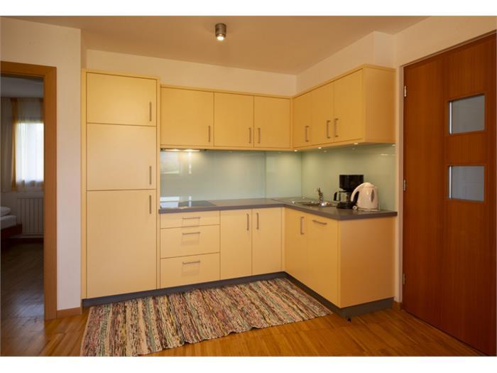 Apartments Sun – Kastelruth, Küchenzeile Typ B