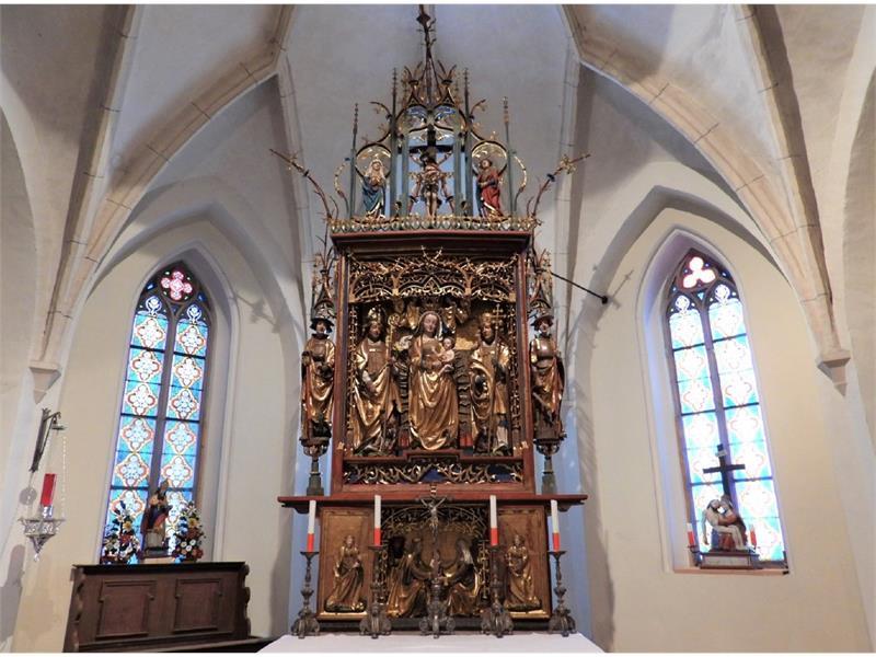 Altar Kirche Hofern