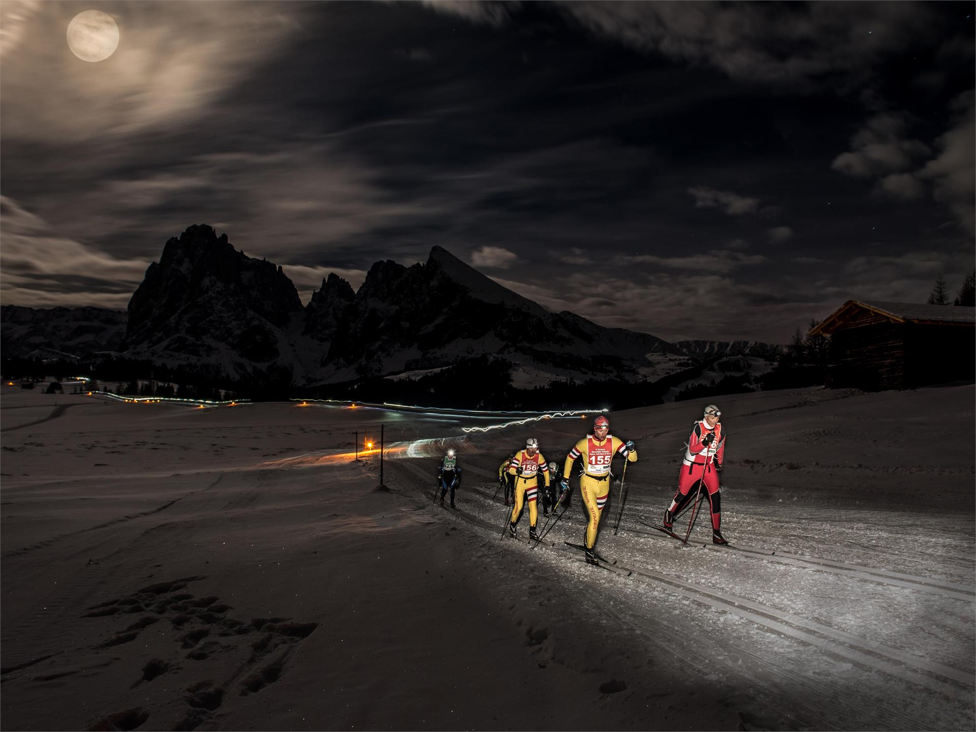 Seiser Alm Moonlight Classic Nordic Camp