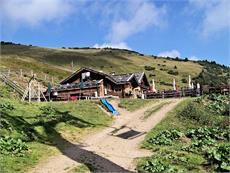 Escursione alla malga Sternhütte - Monte Cavallo