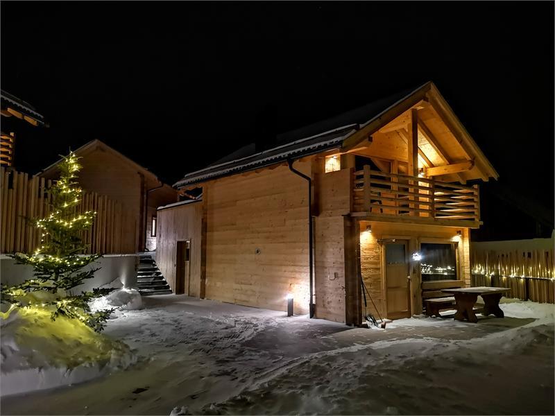Chalets Lagaun Winter 3