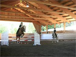 Horse back riding Teresa