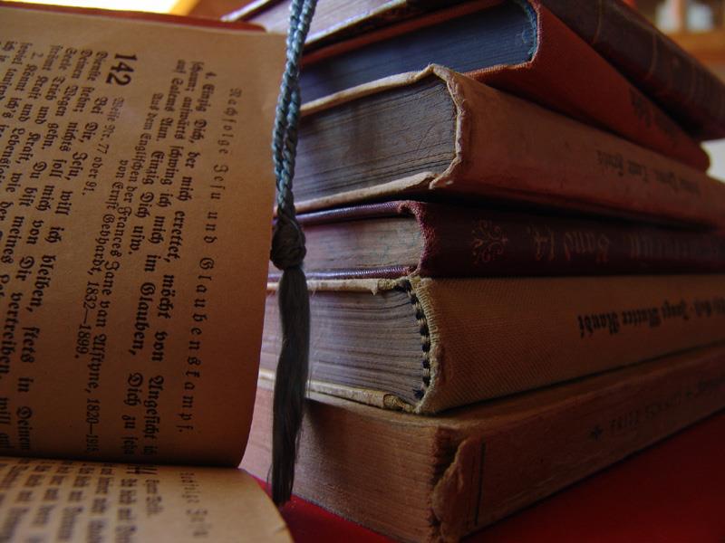 Bücherflohmarkt in Reischach
