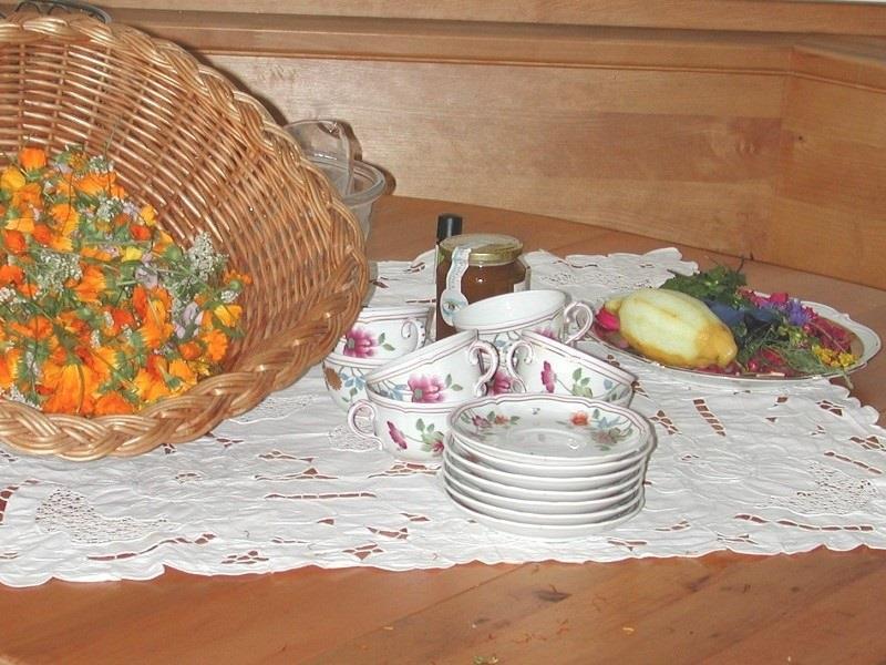 Südtirol Balance: Teezeit - Auszeit