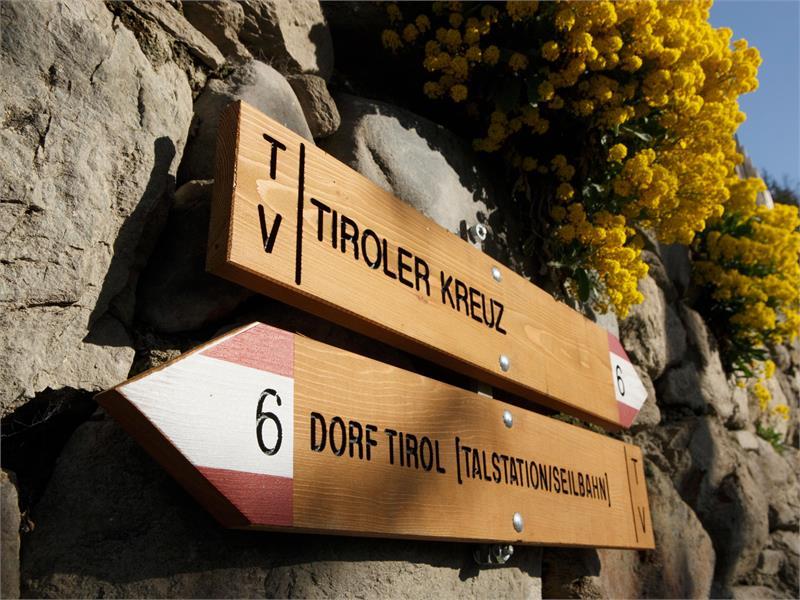 Wanderung zum Tiroler Kreuz