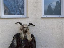 Aufschellen - Krampus & Nikolaus in Glurns