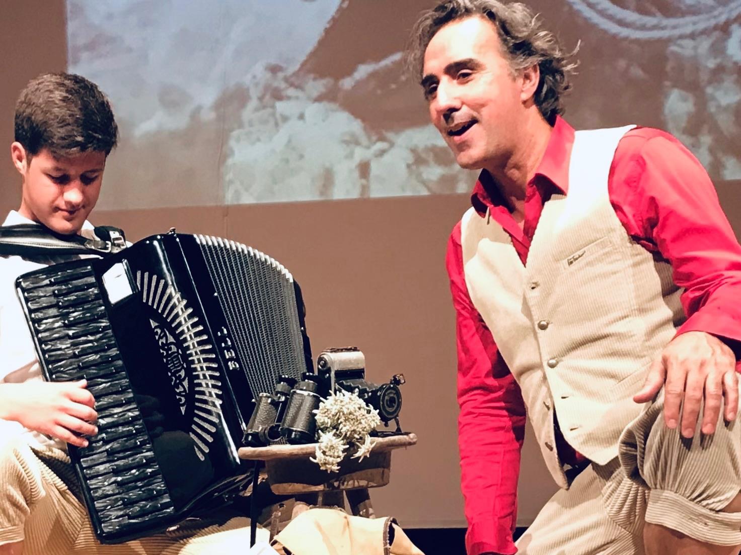 """Teatro narrativo """"Emilio Comici"""""""
