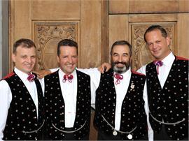 Konzert: Kastelruther Männerquartett und die