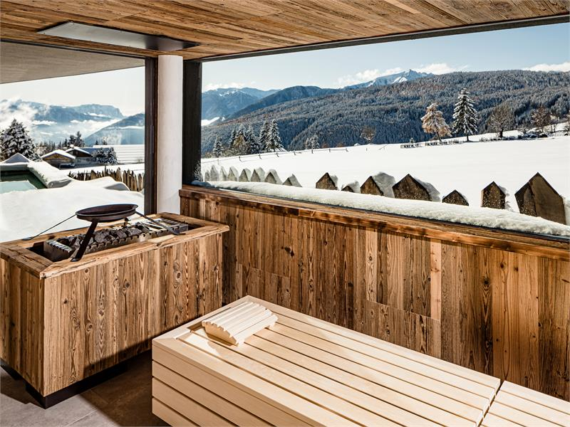Hotel Sonnenberg Sauna