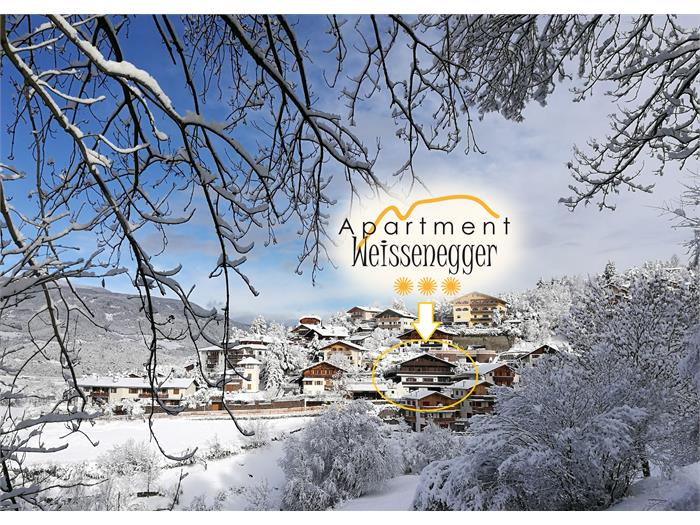 Apartment Weissenegger in winter