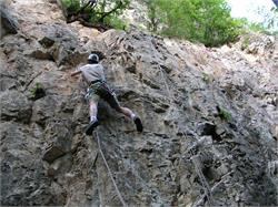 Klettergarten Unterlegstein