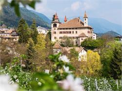 Fahlburg Castle in Prissian/Prissiano