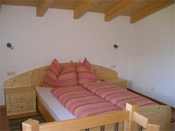 Zuckerhut - camera da letto