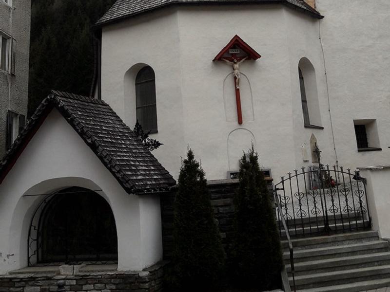 New Parish church Holy Mary on the Way
