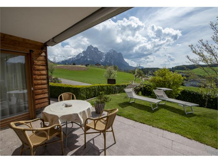Apartments Sun – Kastelruth, Terrasse Typ A