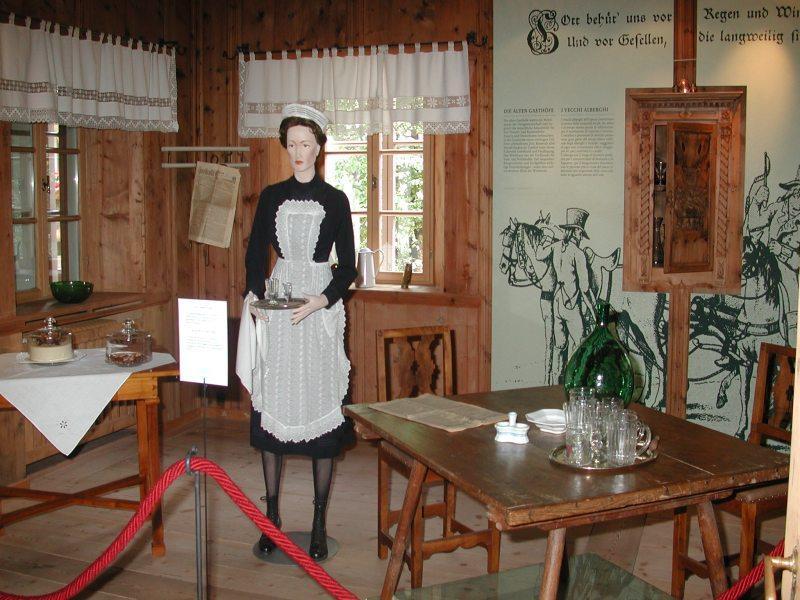 Fremdenverkehrsmuseum Hochpustertal Haus Wassermann