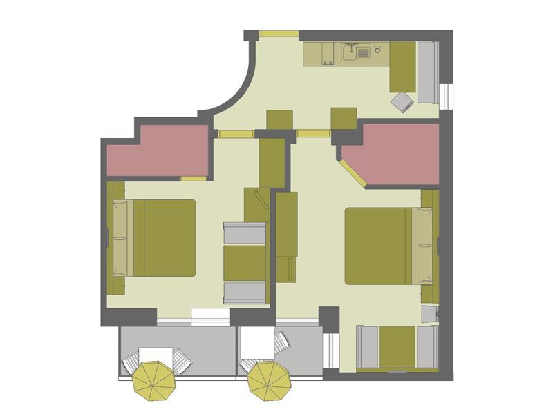 Skizze Tschigot