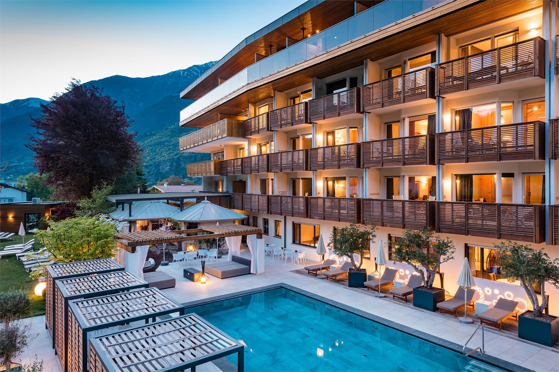 Hotel Paradies - Latsch, Vinschgau