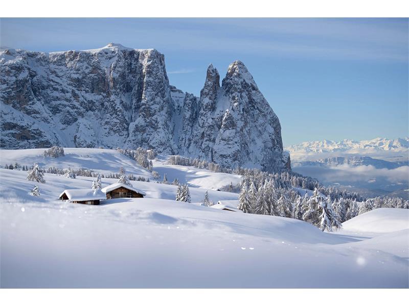 Der Schlern - das Wahrzeichen Südtirols und Hausberg der Südtiroler