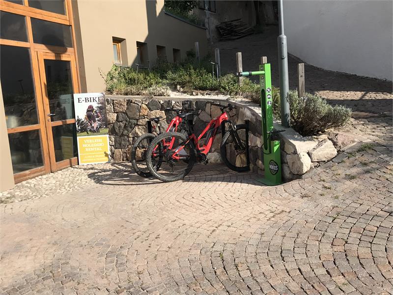 E Bikeverleih in Truden