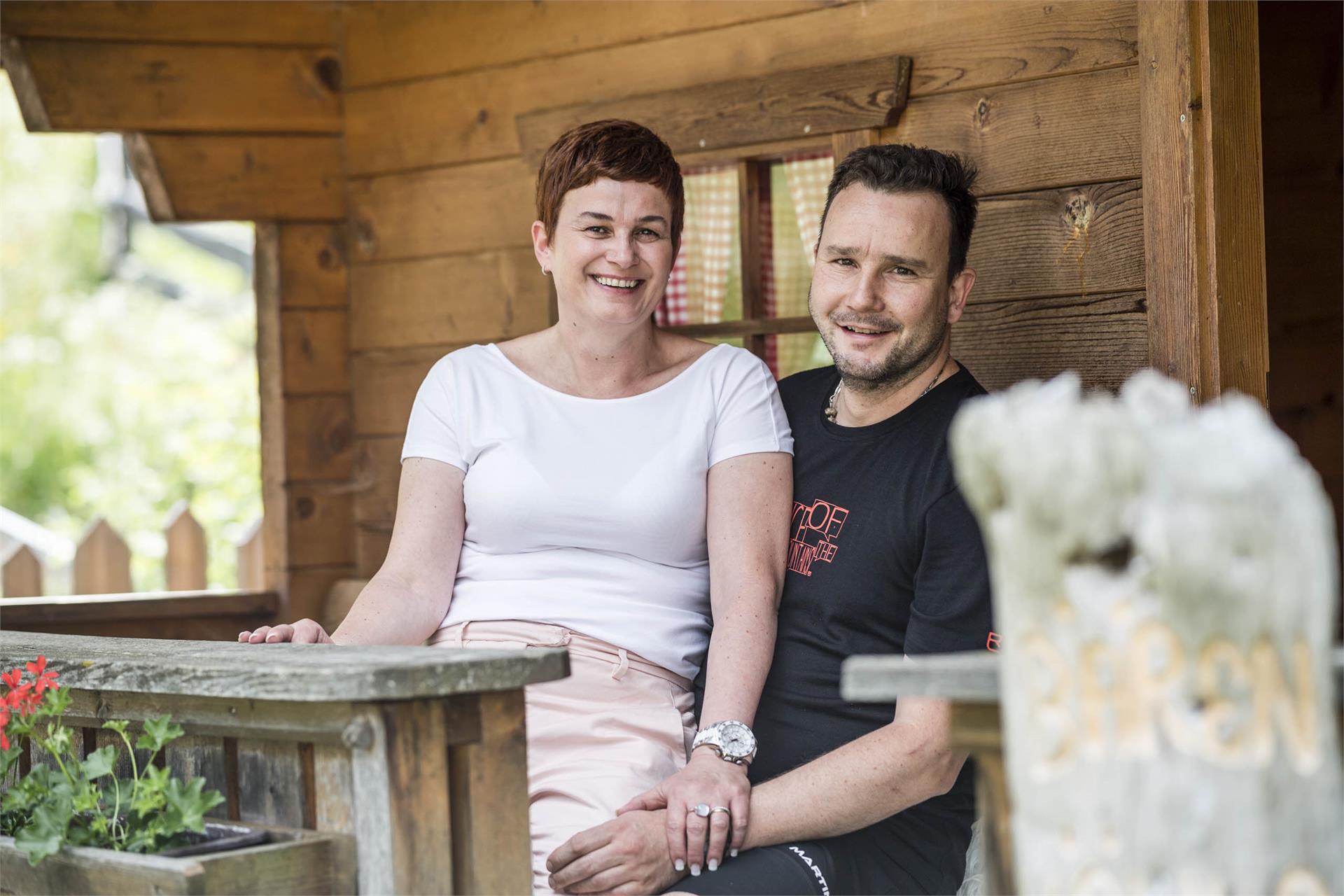 Gastegeber Dunja & Florian