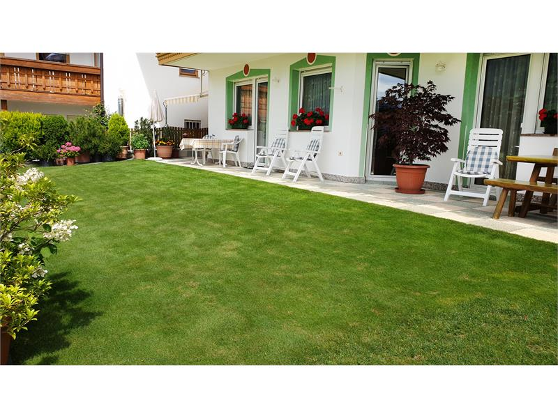 App. Gartenloggia