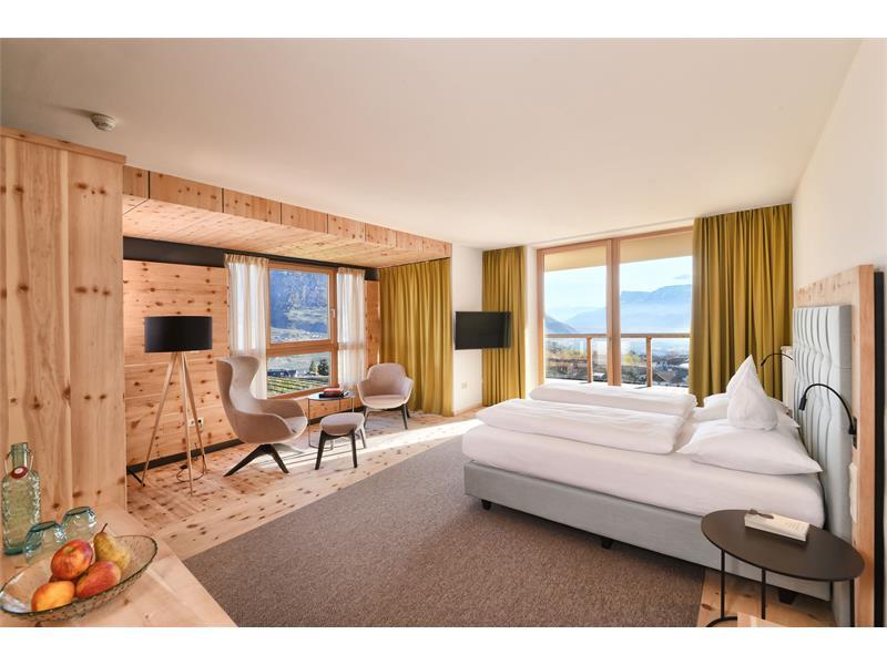 neues Deluxe Eckzimmer Süd-Ost Golden Delicious 270°