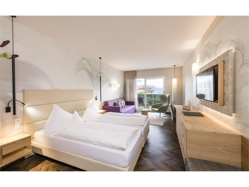 double room deluxe Lily