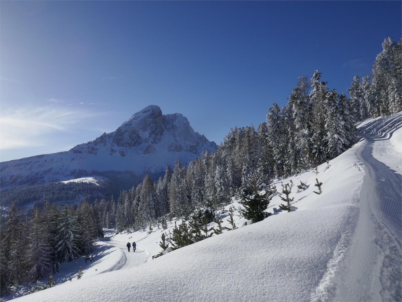 Winterwanderung zum Maurerberg