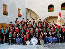 Summer concert of the music band Kastelbell/Castelbello