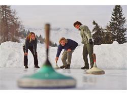 Ice rink Burgstall