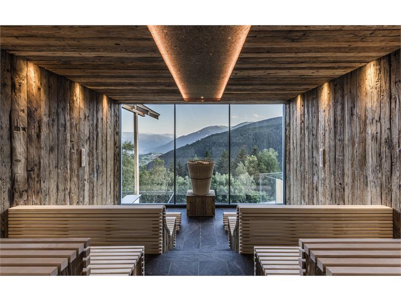 sauna di fieno