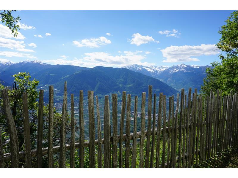 Urlaub in den Bergen - Kohlstatt Hütte in Vöran, Südtirol