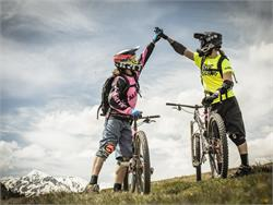 Green Days - MTB Freeride Testival am Reschenpass